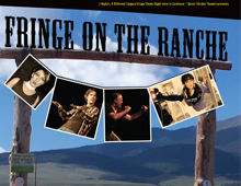 Fringe on the Ranche – 2014