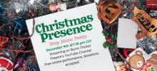 Look who's performing in Christmas Presence