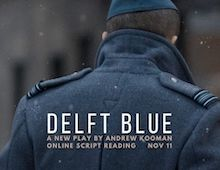Delft Blue online reading – November 11-30