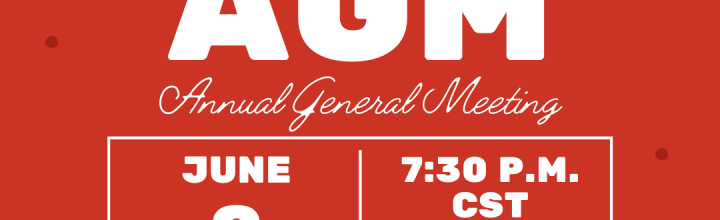 Join us for Burnt Thicket's AGM on June 8