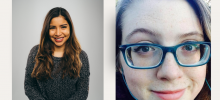 Announcing two new staff members to our team